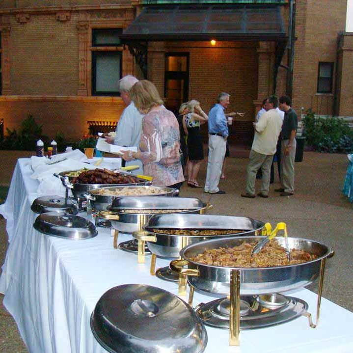 We Cater Events