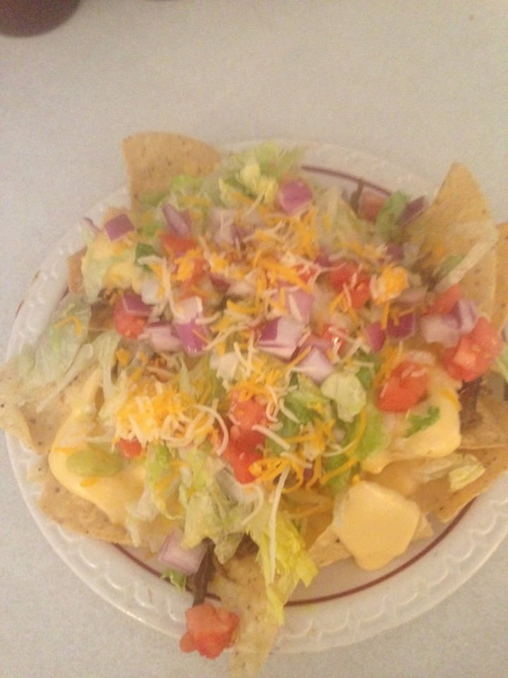 taco salad daily specials and smokin ks bbq
